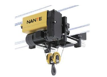 Low Headroom Electric Wire Rope Hoist For  Workshop/Overhead crane Application 5 Ton