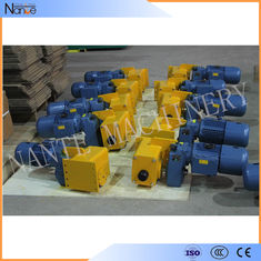 Wheel Block and End Crane Carriage , overhead crane components