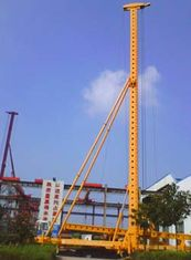 DZJ-60 Vibration Pipe-Sunk Piles Hammer Pile Driver For Building Foundation Construction