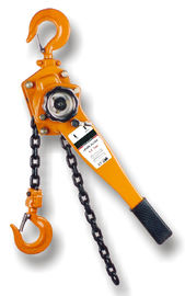 HSH-A 619 Efficient , Safe , Durable Lever Block Manual Chain Hoist For Heavy Duty Work
