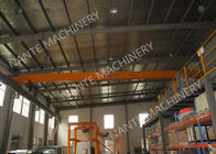 kualitas baik Single Girder Overhead Cranes & LDX1t-12m Single Girder Overhead Cranes for machinery works/ Workshop / Warehouse / Station Dijual