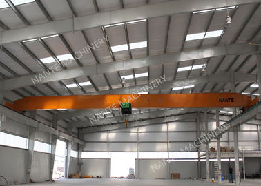 Cina 10T Single Girder Overhead Cranes For Factories / Material Stocks / Workshop Distributor