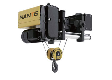 Cina 12.5 Ton Low Headroom Hoist For Workshop , Maximum Lifting Height 30m Distributor