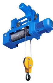 Cina Quadruple Hook OEM Standard Headroom Trolley Electric Wire Hoist SH Type 1/2 Fall Distributor