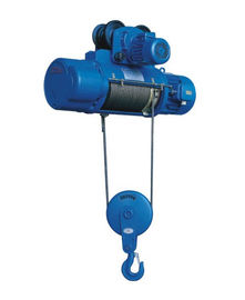 Cina Load Chain Monorail Hoist Design Wire Rope Electric Hoist CD1 & MD1 Series Distributor
